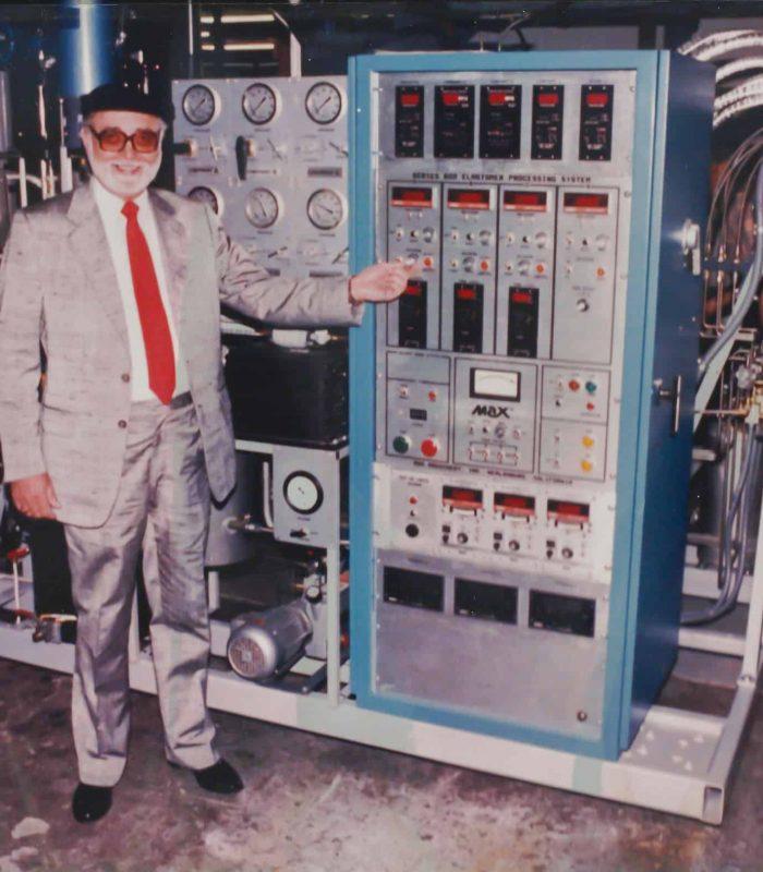 Joe Bailey 1985